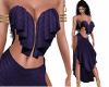 Sundra Harem Purple