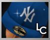 !LC™ NY Cap Blue