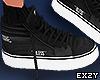 ✖ Black Sneakers. s/b