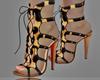 CL Leopard Print Heels