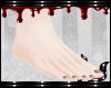 FOX bare feet