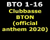 Clubbasse - BTON 2020