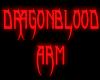 BloodDragon Arm Armor