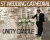 ST WEDDING UNITY CANDLE