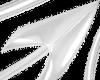 White Demon Tail PVC M