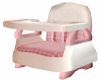 Pink Booster Chair 40%