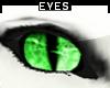 [M] Green * Cats Eye