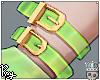 FMB Green Wrist Straps