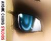 Dreamy Eyes-Light Blue
