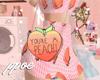 P - Peach Bag!!