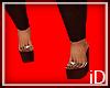 iD: Brown Heels