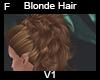 Blonde Hair V1 F