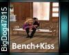 [BD]Bench+Kiss