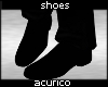 AQR BLACK SUIT SHOES