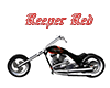 Reaper Red Harley