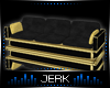 J| Gold Reflect Couch