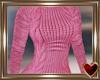 HawtPink Sweater Dress