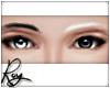 Black+White Eyebrows