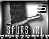 [S] Spurs L&S (Right)