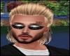 Beckham blonde