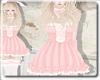 Set Bunny pink