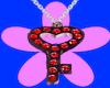 iGirl Key Necklace