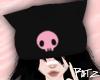 kuromi hat ♡
