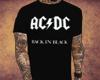 RR| IV AC/DC t-shirt