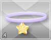 A| Purple Star Choker