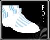 [POD] [M]BabyBlue Shoes