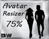 Avi Scaler Resizer 75% U