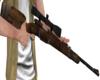 Hunting rifle gun