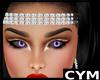 Cym Diamond Headband