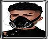 Skull Mask Ani Smoking