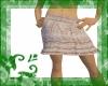 Hippie Skirt Beige