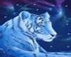 white tiger  pvc