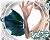 Aqua Mermaid Arm Fin R