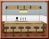 {D}Wooden Bar