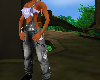 Wolfpaw Overalls blck