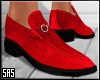 SAS-Scarlet Loafers