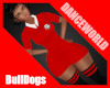 ABA Red Polo