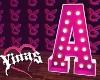 Y. Letter A e
