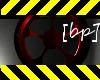 [bp] black/red limo