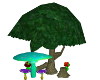 Child's Tree Set w/seats