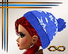 [CFD]H15 Snow Hat Blue