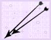 O ┊ Black Knee Arrows