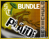 [iRock Plaid BUNDLE}yell