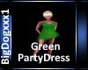 [BD]GreenPartyDress