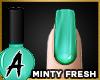 Minty Fresh Nails