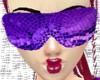 Disco Purple Glasses
